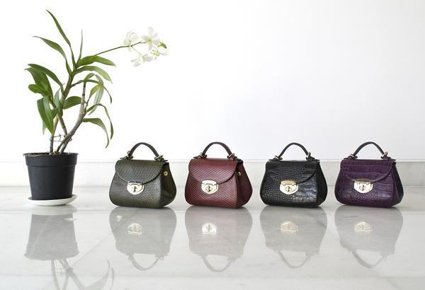 modne torebki kuferki