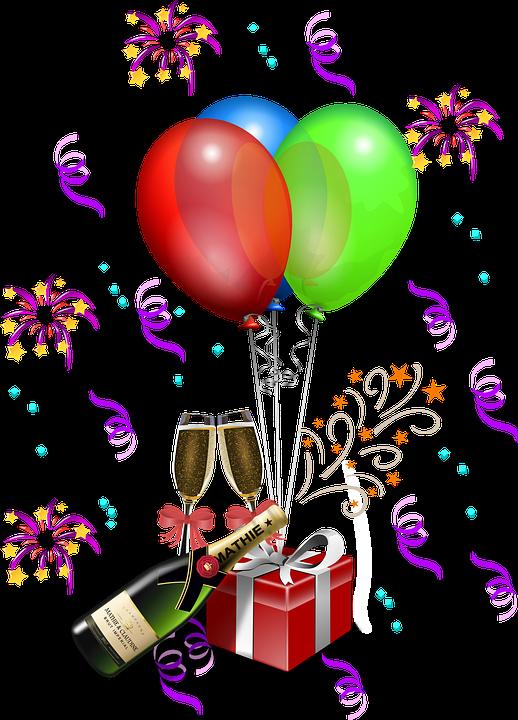 tanie balony z helem na urodziny