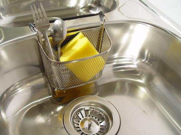 higieniczne zlewozmywaki podwieszane stalowe